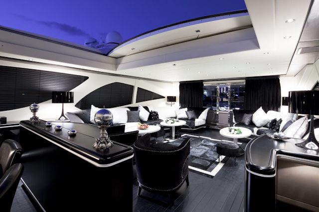 ABILITY Mangusta 130 -  Main Salon 2